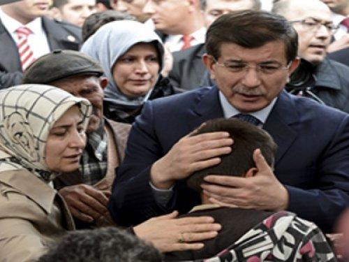 Başbakan Ermenek'te Konuştu