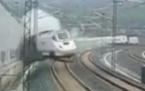 İspanya'da Tren Faciası-Tıkla İzle